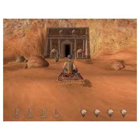 The Quest Of Aladdin's Treasure – PS2 [Versione Italiana]
