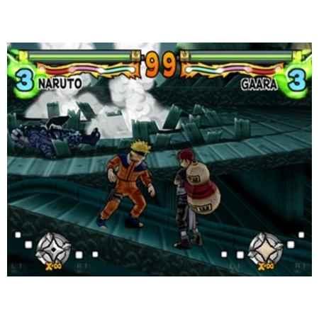 Naruto Ultimate Ninja – PS2 [Versione Italiana]