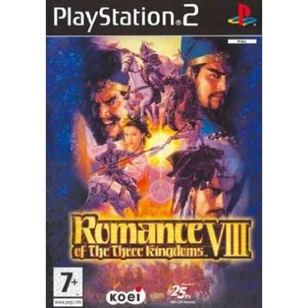 Romance Of The Three Kingdoms VIII – PS2 [Versione Italiana]