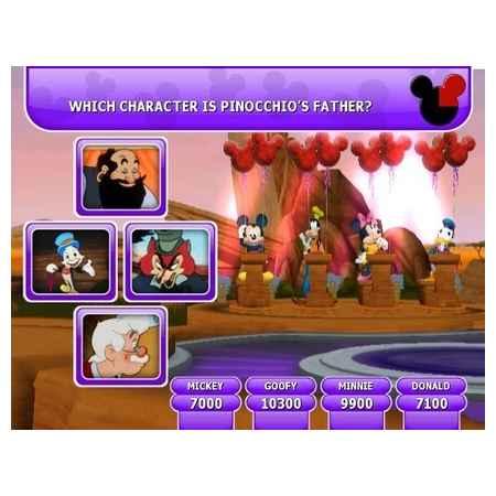 Disney Pensa !n Fretta – PS2 [Versione Italiana]