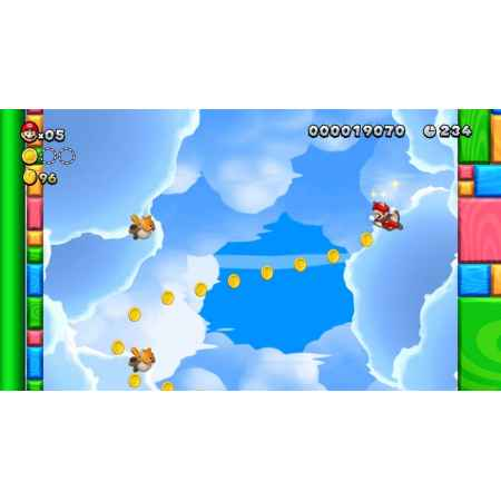 New Super Mario Bros. U Deluxe - Nintendo Switch [Versione EU Multilingue]