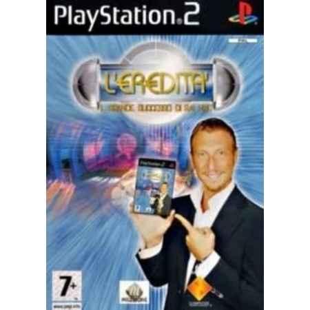 L'Eredità – PS2 [Versione Italiana]