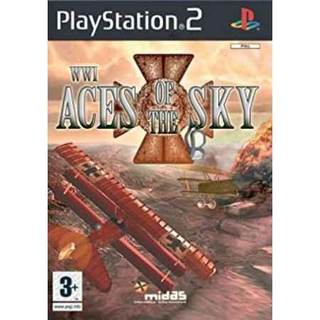 WWI: Aces Of The Sky – PS2 [Versione Italiana]
