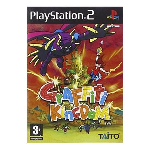 Graffiti Kingdom – PS2 [Versione Italiana]