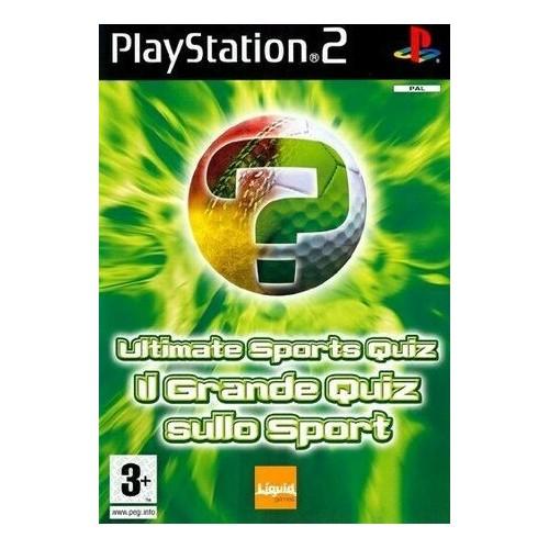 Il Grande Quiz Sullo Sport– PS2 [Versione Italiana]