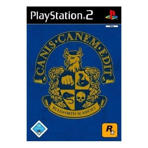Canis Canem Edit – PS2 [Versione Italiana]