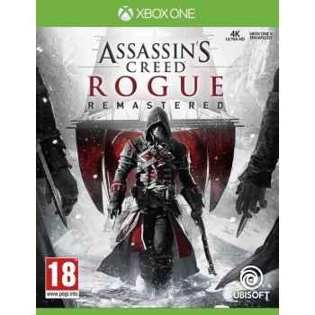Assassin's Creed Rogue Remastered  - Xbox One [Versione EU Multilingue]