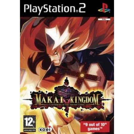 Makai Kingdom – PS2 [Versione Italiana]