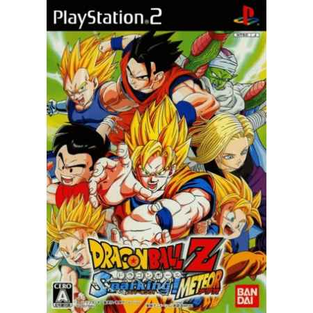 Dragon Ball Z: Sparkiing! Meteor – PS2 [Versione Giapponese]