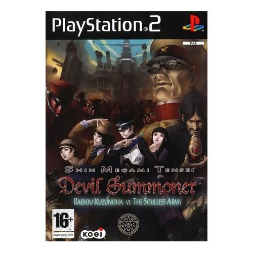 Devil Summoner: Raidou Kuzunoa Vs The Soulness Army – PS2 [Versione Italiana]