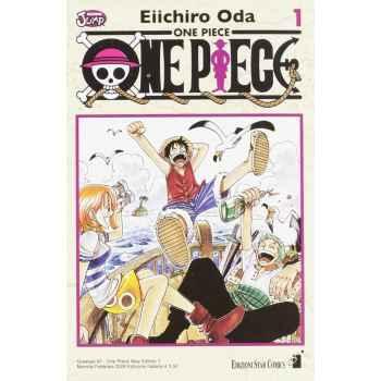 Manga - One Piece - New edition: 1 - (Italiano) Copertina Flessibile