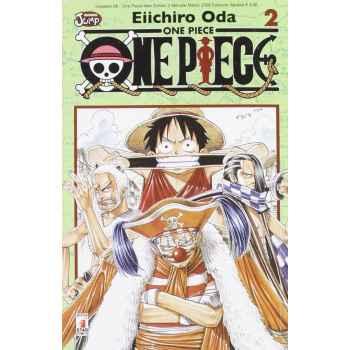 Manga - One Piece - New edition: 2 - (Italiano) Copertina Flessibile