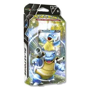 Pokemon Mazzo Lotte V Blastoise-V (IT)