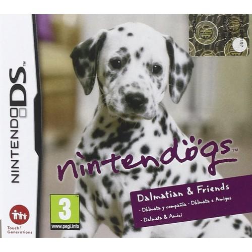 Nintendogs: Dalmatian & Friends- Nintendo DS [Versione Italiana]