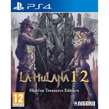 La Mulana 1&2 (Hidden Treasure Edition) - PS4 [Versione Inglese]