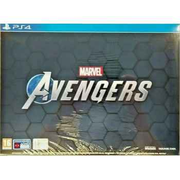Marvel Avengers (L'Edizione Più Potente Della Terra) - PS4 [Versione Inglese]