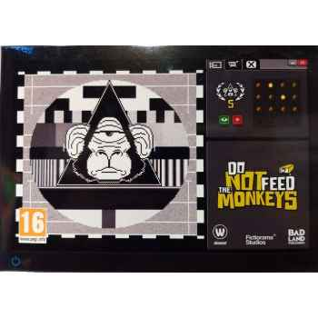 Do Not Feed the Monkeys (Collector's Edition) - PS4 [Versione Inglese]