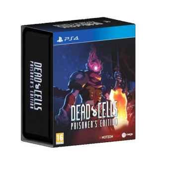 Dead Cells (Prisoner's Edition) - PS4 [Versione Europea Multilingue]
