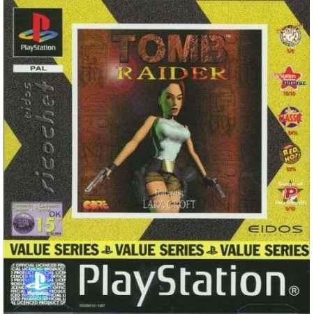 Tomb Raider - PS1 [Versione Inglese]