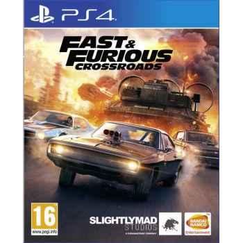 Fast & Furious Crossroads  - PS4 [Versione EU Multilingue]