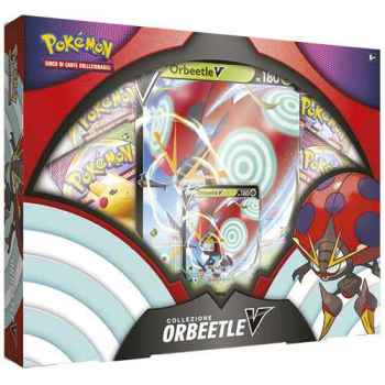 Pokemon Orbeetle V Box (IT)