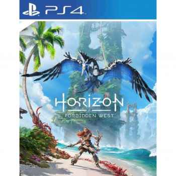 Horizon 2: Forbidden West - Prevendita PS4 [Versione EU Multilingue]