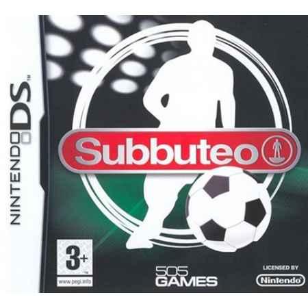 Subbuteo - Nintendo DS [Versione Italiana]