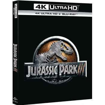 Jurassic Park III - Blu-ray 4K (2001)
