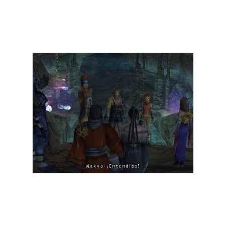 Final Fantasy X – PS2 [Versione Inglese]