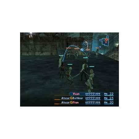 Final Fantasy XII (Platinum) – PS2 [Versione Italiana]