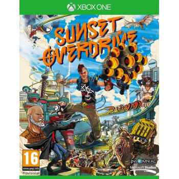 Sunset Overdrive - Xbox One [Versione EU Multilingue]