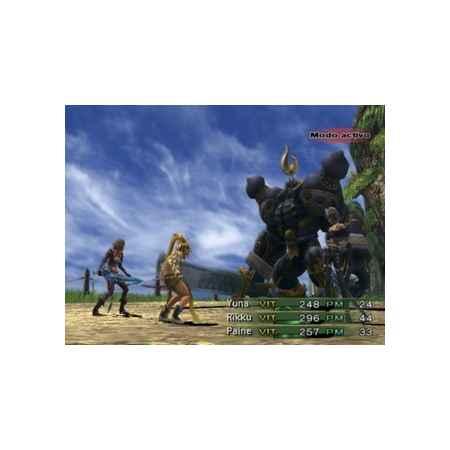 Final Fantasy X 2 – PS2 [Versione Italiana]