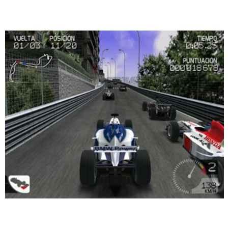 Formula One 2003 – PS2 [Versione Italiana]