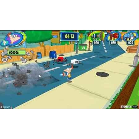 Phineas and Ferb: Il Giorno del Dr. Doofensh (Copia Bundle) - PSVITA [Versione Italiana]