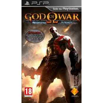 God of War: Fantasma Di Sparta - PSP [Versione Italiana]
