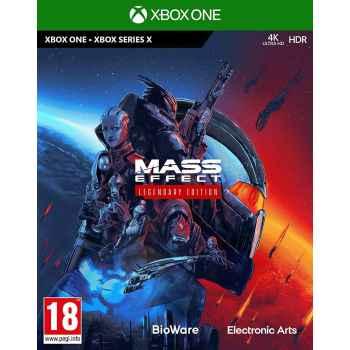 Mass Effect: Legendary Edition (Trilogia) - Xbox One/Series X [Versione EU Multilingue]