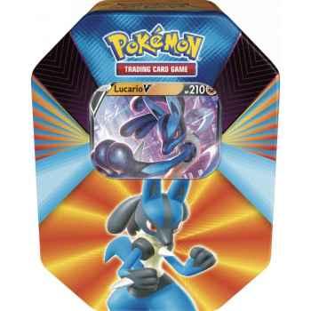 Pokemon Tin da Collezione V Forces Lucario V (IT) - Prevendita (Day One Non Garantito)