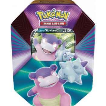 Pokemon Tin da Collezione V Forces Slowbro V (IT) - Prevendita (Day One Non Garantito)