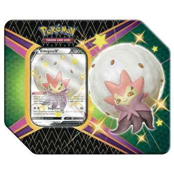 Pokemon Tin da collezione Spada e Scudo 4.5 Destino Splendente Eldegoss-V (IT) - Prevendita (Day One Non Garantito)