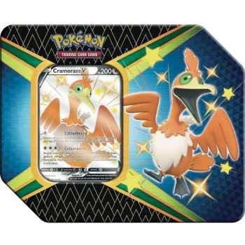 Pokemon Tin da collezione Spada e Scudo 4.5 Destino Splendente Cramorant-V (IT) - Prevendita (Day One Non Garantito)