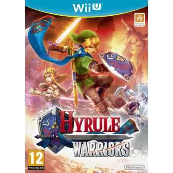 Hyrule Warrios - WIIU [Versione Italiana]