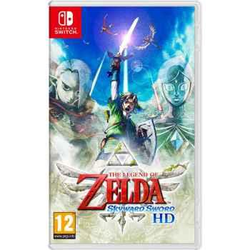 The Legend of Zelda: Skyward Sword HD - Prevendita Nintendo Switch [Versione EU Multilingue]