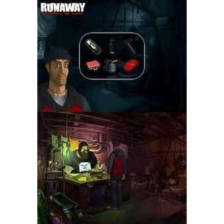 Runaway: A Twist Of Fate - Nintendo DS [Versione Italiana]
