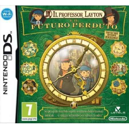 Il Professor Layton E Il Futuro Perduto - Nintendo DS [Versione Italiana]