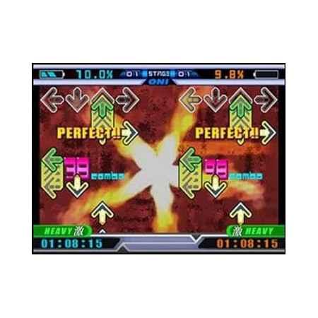 Dancing Stage Megamix – PS2 [Versione Italiana]