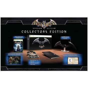 Batman: Arkham Asylum Collector's Edition - Xbox 360 [Versione Italiana]