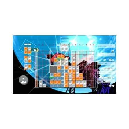 Lumines Plus – PS2 [Versione Italiana]