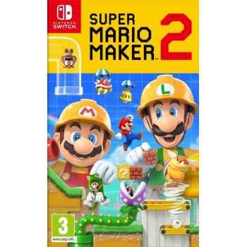 Super Mario Maker 2 - Nintendo Switch [Versione Italiana]