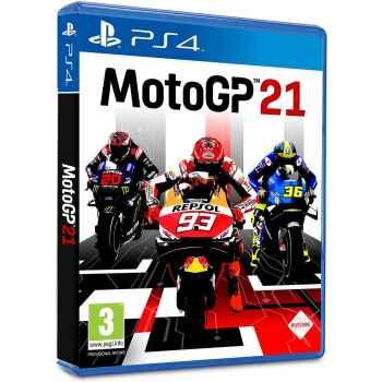 MotoGP 21 - PS4 [Versione EU Multilingue]