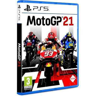 MotoGP 21 - PS5 [Versione EU Multilingue]